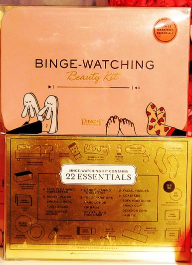 ビンジ・ウォッチング・ビューティ・キット(Binge-Watching Beauty Kit)_b0007805_07263214.jpg