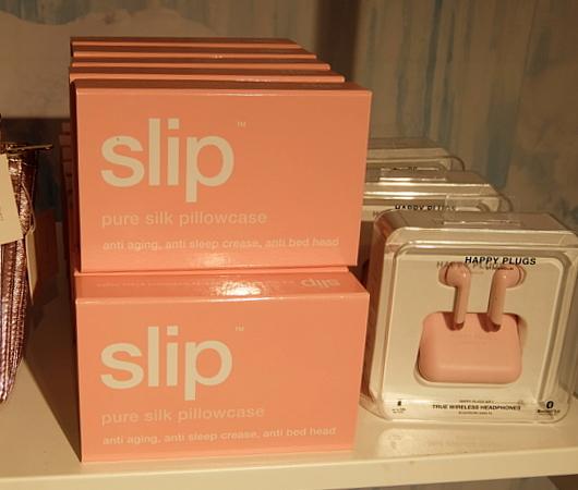 今最もトレンディなビューティー・ブランド『スリップ』(slip)のシルク製品_b0007805_10380704.jpg
