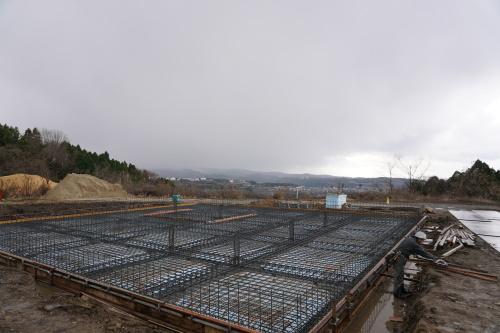 進捗状況「Vin de la bocchi farm & wineryワイナリー建設工事(建築工事)」_d0095305_14121927.jpg