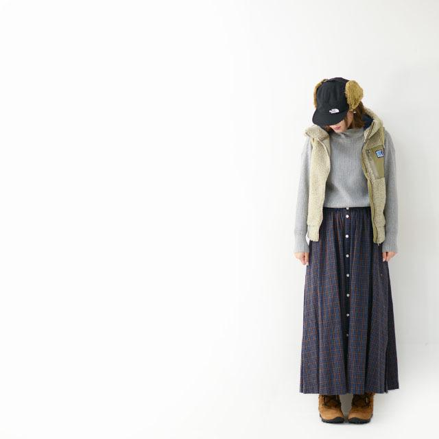 HELLY HANSEN [ヘリーハンセン] W\'s FIBERPILE THERMO Vest [HOE51966] ファイバーパイルサーモベスト(レディース)・フリースベスト・フードベスト・_f0051306_18162253.jpg