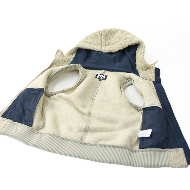 HELLY HANSEN [ヘリーハンセン] W\'s FIBERPILE THERMO Vest [HOE51966] ファイバーパイルサーモベスト(レディース)・フリースベスト・フードベスト・_f0051306_18162280.jpg