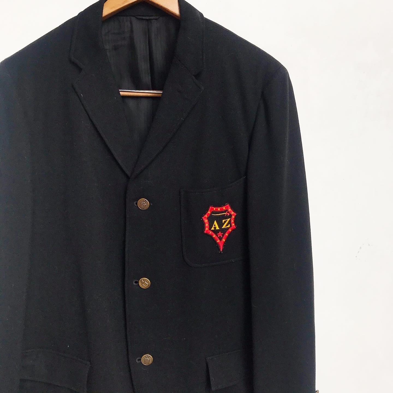 1950\'s Vintage Pure Wool School JKT✨_a0182112_12225121.jpg