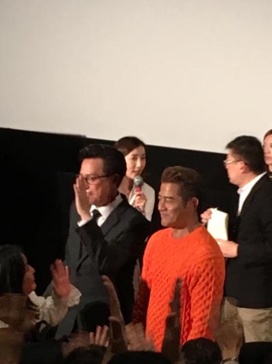 「ファストフード店の住人たち」第32回東京国際映画祭_c0118119_23213345.jpg