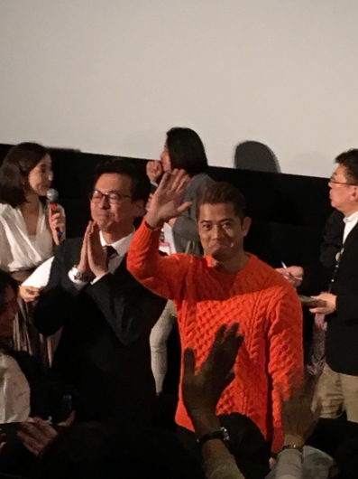 「ファストフード店の住人たち」第32回東京国際映画祭_c0118119_23221679.jpg