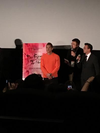 「ファストフード店の住人たち」第32回東京国際映画祭_c0118119_23233677.jpg
