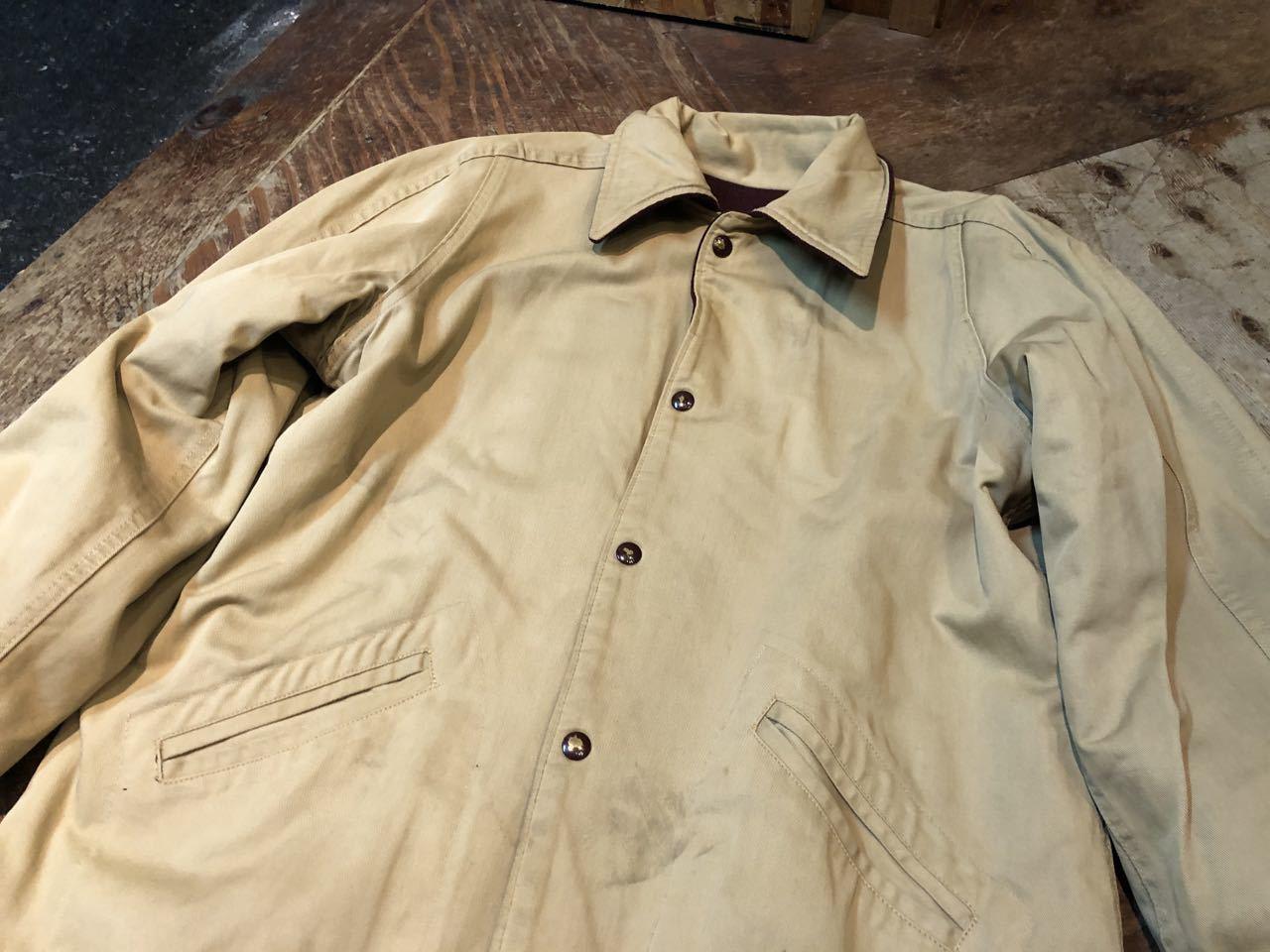 12月27日(金)入荷!60s リバーシブル パチポケ Varsity Jacket!! スタジャン!_c0144020_13322555.jpg
