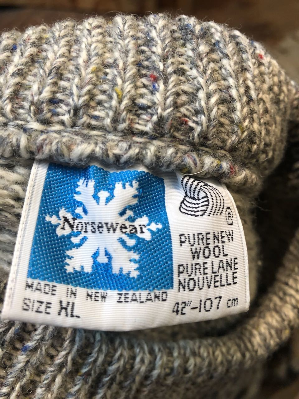 12月27日(金)入荷! MADE IN NEW ZEALAND ローゲージ セーター_c0144020_13374353.jpg