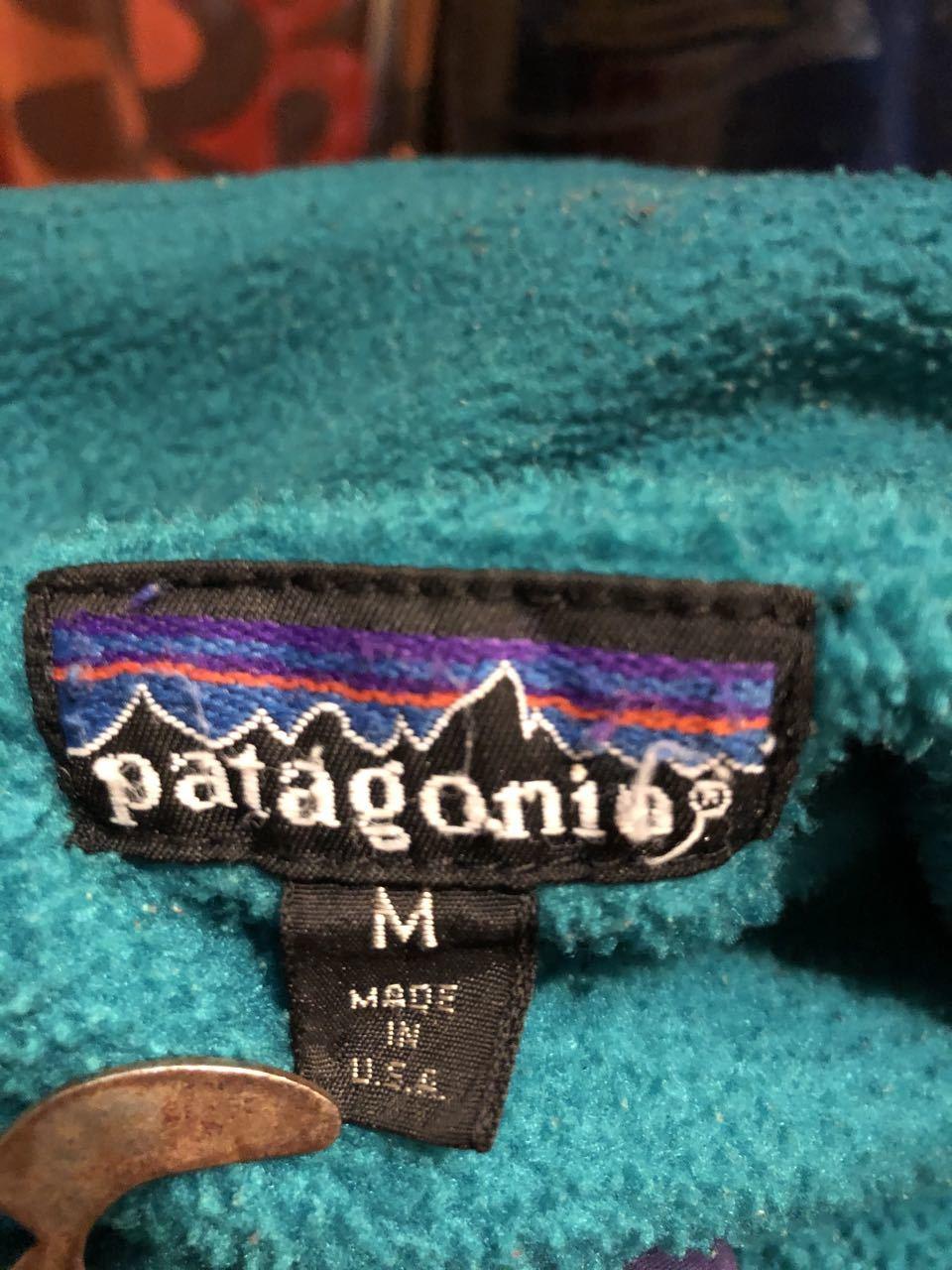 12月28日(土)入荷!90s Made in U.S.A  パタゴニア patagonia ナイロンシェルジャケット! _c0144020_19203175.jpg