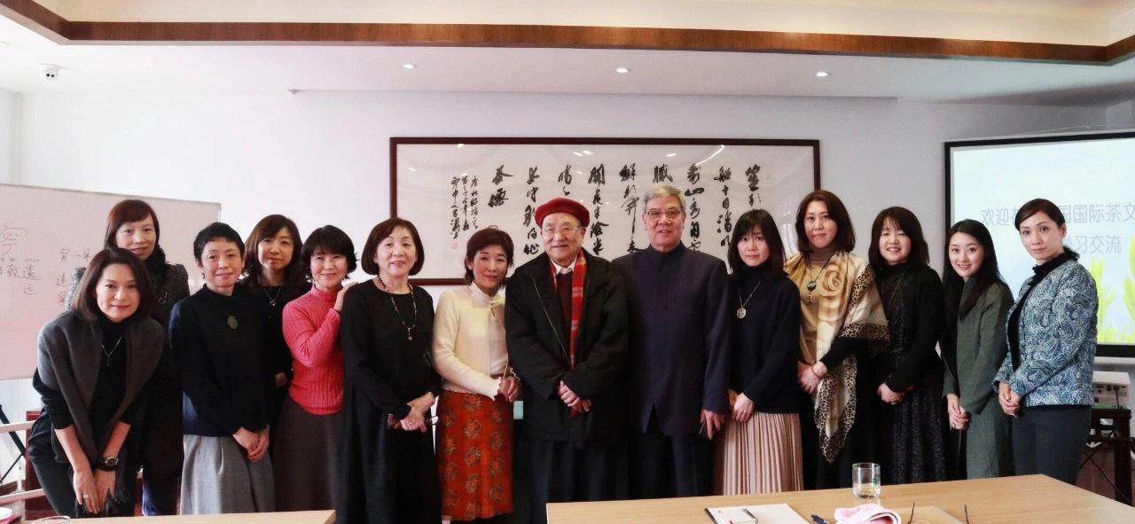中国国際茶文化研究会より研修の様子を紹介していただきました。_a0169924_13342252.jpeg