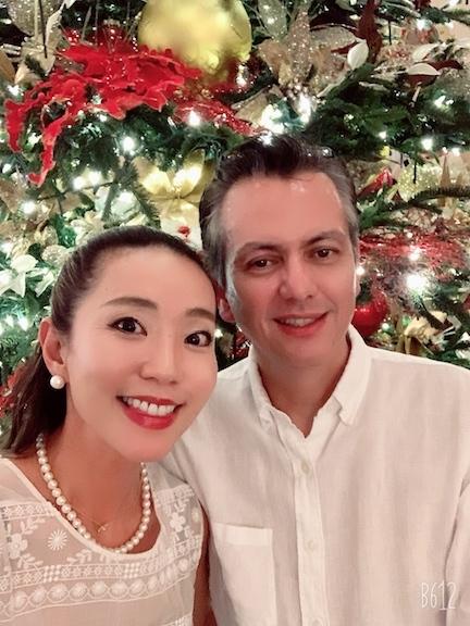 Happy Christmas dinner in MUGEN(ワイキキの新レストラン)_c0187025_11443763.jpg
