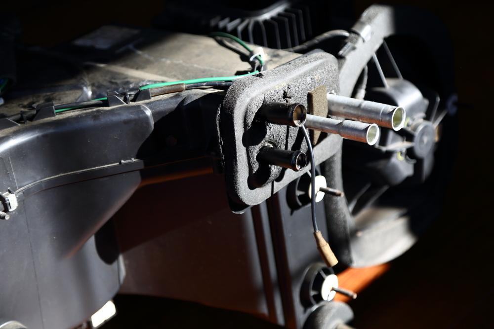 ヒーターコア修理のTJ作業完了_f0105425_19341179.jpg