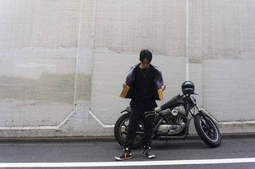 SHINGO KUZUNO & Harley-Davidson XL1200(2019.09.15/TOKYO)_f0203027_14355098.jpg