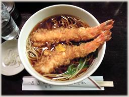 毎年恒例の、神田・まつやで年越し蕎麦_d0221430_22202281.jpg