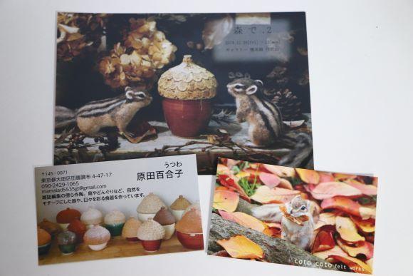 森の展示会へ_e0234741_23433841.jpg