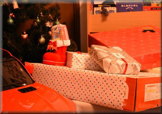 ちょんちょん丸とクリスマス @12月22日_f0363141_07442440.jpg