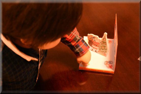 ちょんちょん丸とクリスマス @12月22日_f0363141_07592216.jpg