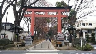 氷川神社からのまるまる東日本 @大宮_b0080342_11182632.jpg