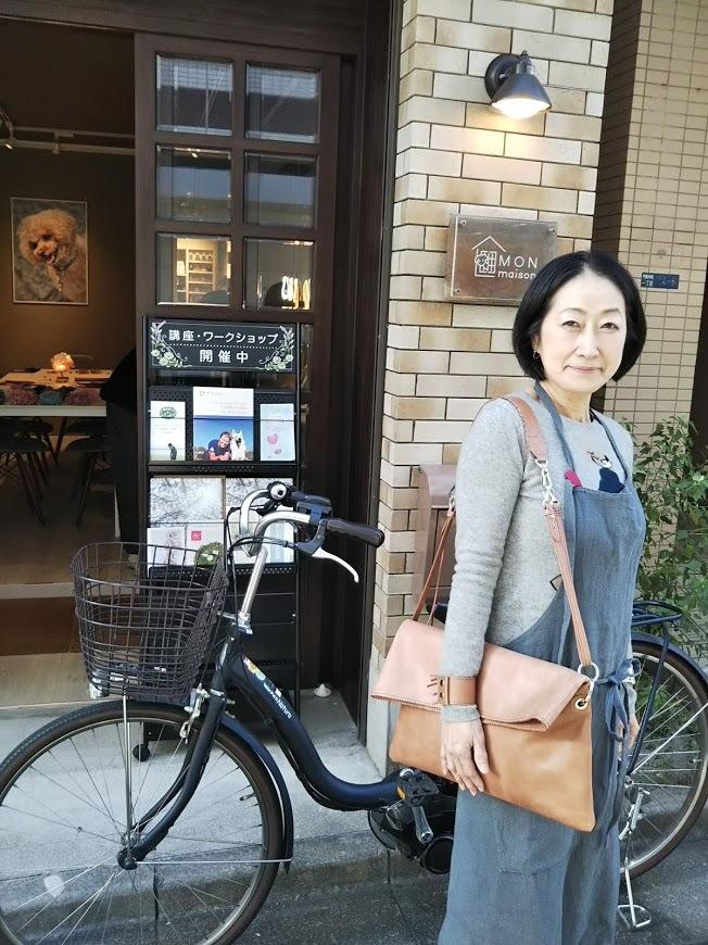 素敵なバッグを、素敵な方にお納めしてまいりました♬_f0340942_23172582.jpg