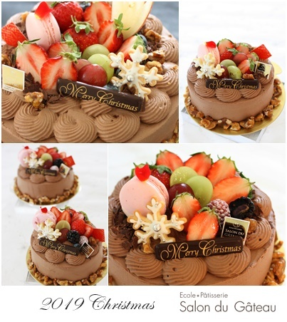 2019 Chritsmas Cake レポ_c0193245_13005523.jpg