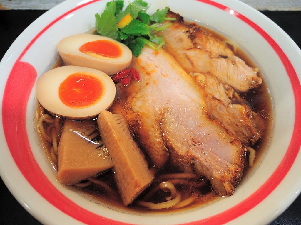 自家製麺 SHIN(新)@反町_a0384046_01244326.jpg