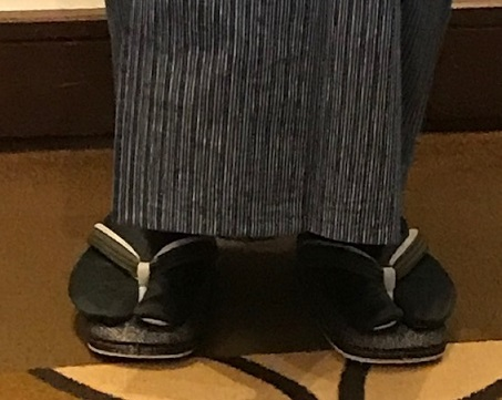 11周年・ぼよさんご夫妻・中村乃武夫さん訪問着・龍の帯。_f0181251_16450697.jpg