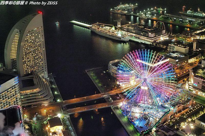 またまた横浜の夜景を楽しんできました♪_d0358854_22261585.jpg