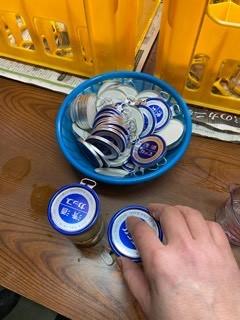 吟醸むろ掃除&「特別純米GOLDラベル」酒カップ瓶詰など_d0007957_22222096.jpg
