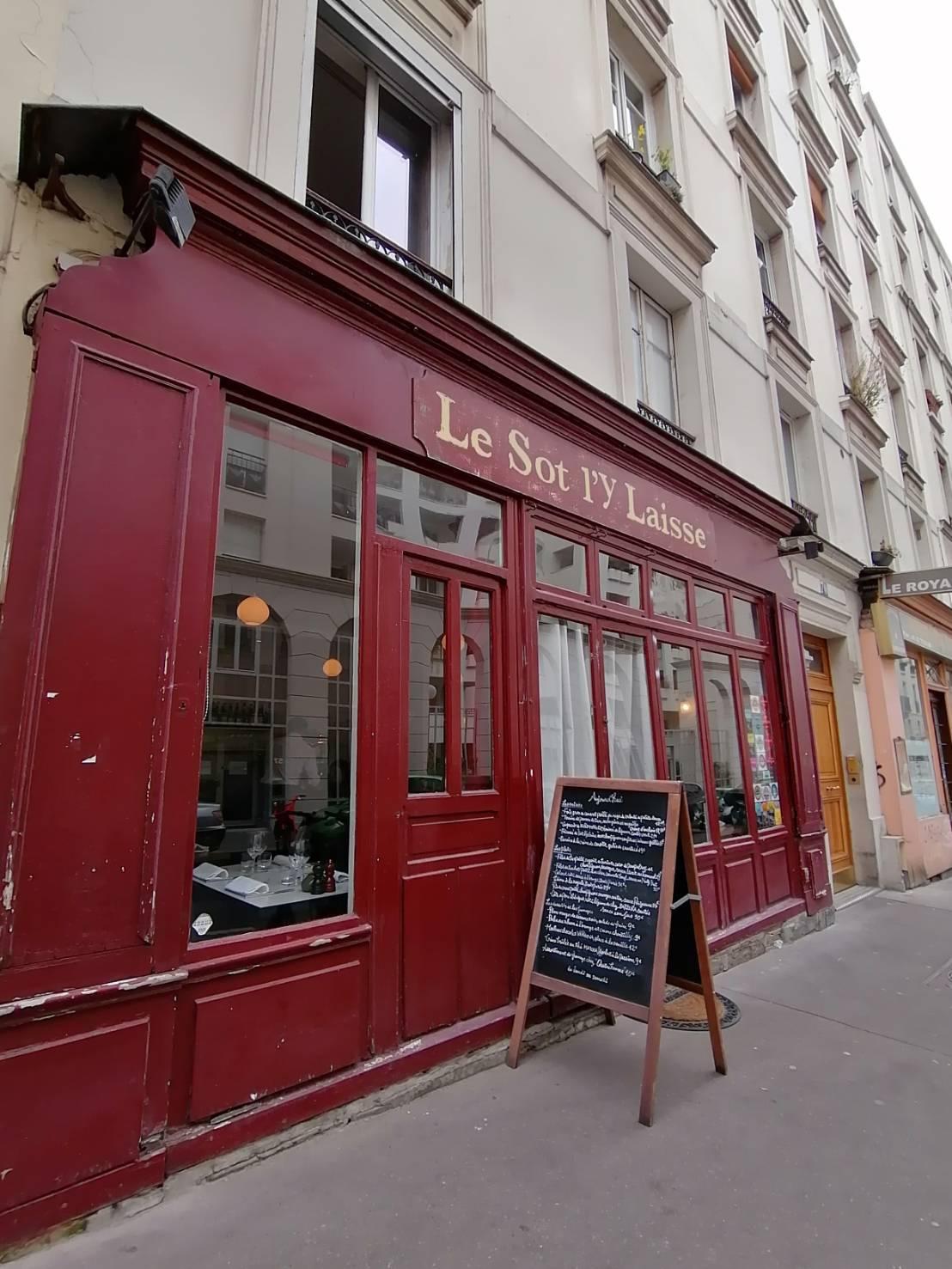 パリのお気に入りビストロ ル・ソリレス_b0060363_14270396.jpg