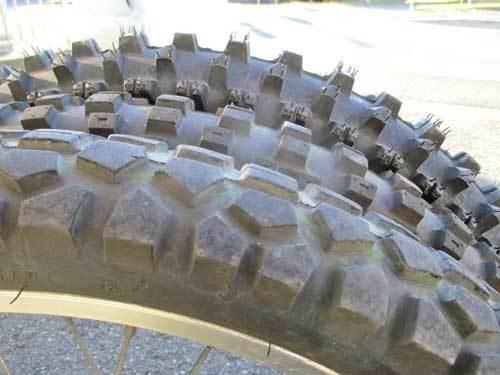 中古車 セロー225Wのタイヤ交換でシェイクダウンの準備完了ーー!(^O^)/_c0086965_17561809.jpg