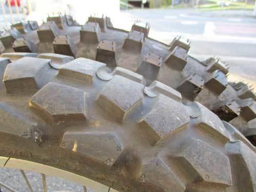 中古車 セロー225Wのタイヤ交換でシェイクダウンの準備完了ーー!(^O^)/_c0086965_17561839.jpg