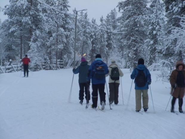 フィンランド、雪の中_d0193569_07382108.jpg