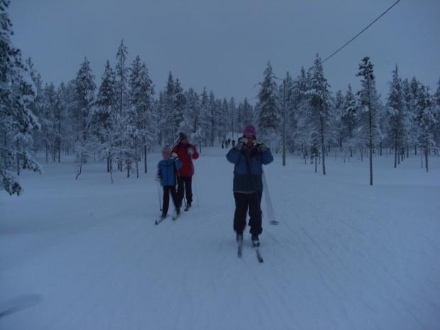 フィンランド、雪の中_d0193569_07382478.jpg