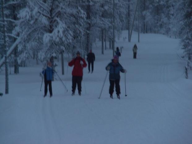 フィンランド、雪の中_d0193569_07383334.jpg