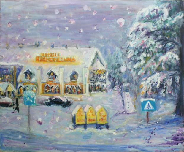 フィンランド、雪の中_d0193569_07430286.jpg