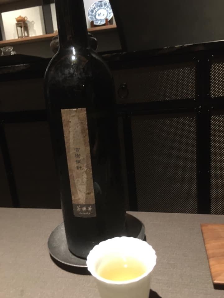 ミシュラン★南麻布のヌーベルシノワ『茶禅華』で上海蟹コースディナーをアルコールペアリングと共にエンジョイ♬_a0138976_16051651.jpg