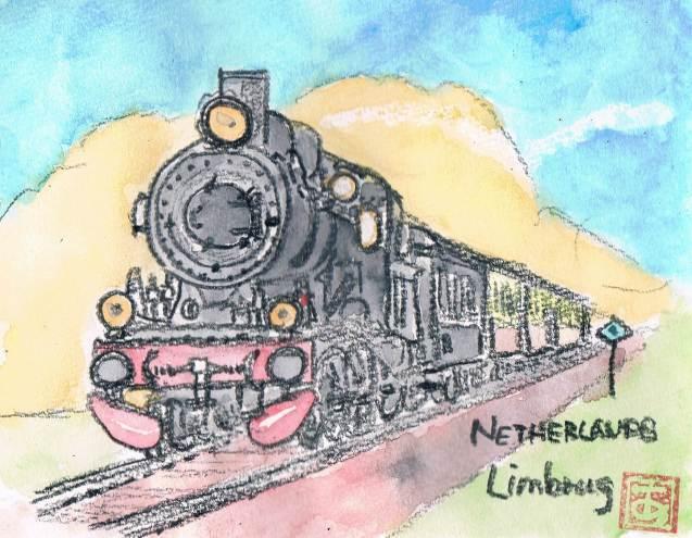 オランダ・南リンブルグ蒸気鉄道_e0232277_13161835.jpg