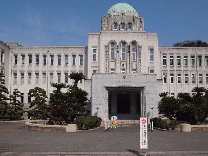 愛媛県庁舎本館_f0116479_14124954.jpg