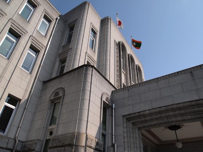 愛媛県庁舎本館_f0116479_14142460.jpg