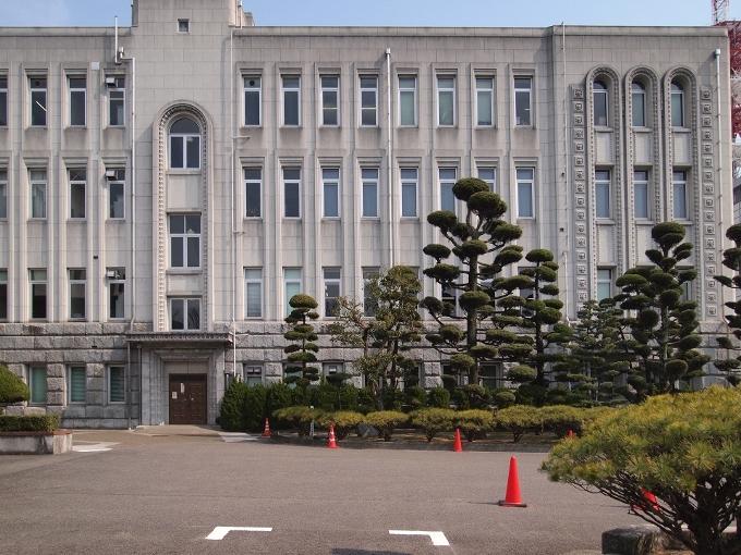 愛媛県庁舎本館_f0116479_14372531.jpg
