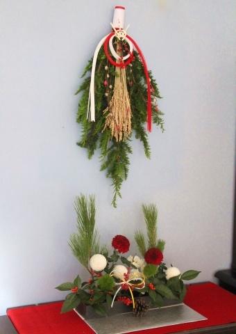 ◆ハルメク連載・・・第8回 お正月を迎えます・・花を飾りましょう」_e0154682_21564185.jpg