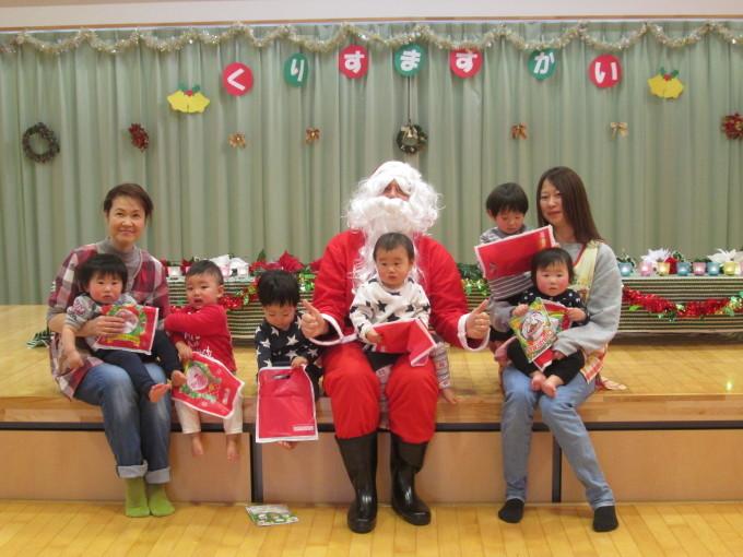 クリスマス会_f0195982_17155131.jpg