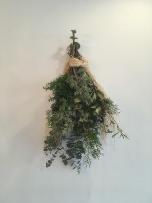 Un Jourの「 クリスマスの花あそび 2019後編 」_b0241386_23075061.jpg
