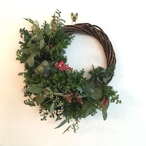 Un Jourの「 クリスマスの花あそび 2019後編 」_b0241386_23084843.jpg