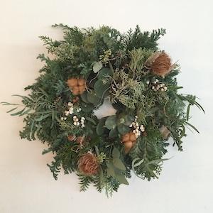 Un Jourの「 クリスマスの花あそび 2019後編 」_b0241386_23095492.jpg