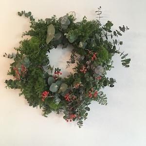 Un Jourの「 クリスマスの花あそび 2019後編 」_b0241386_23105106.jpg