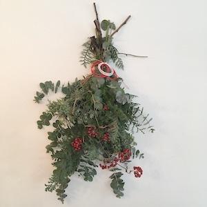 Un Jourの「 クリスマスの花あそび 2019後編 」_b0241386_23113533.jpg