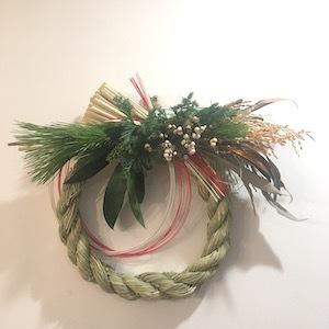 Un Jourの「 クリスマスの花あそび 2019後編 」_b0241386_23151117.jpg
