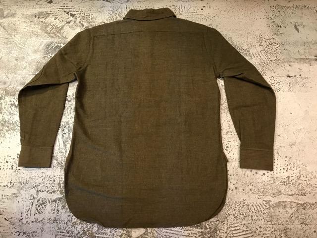 大量投入!!WWI U.S.Army ドゥーボーイシャツ!!(マグネッツ大阪アメ村店)_c0078587_23424826.jpg