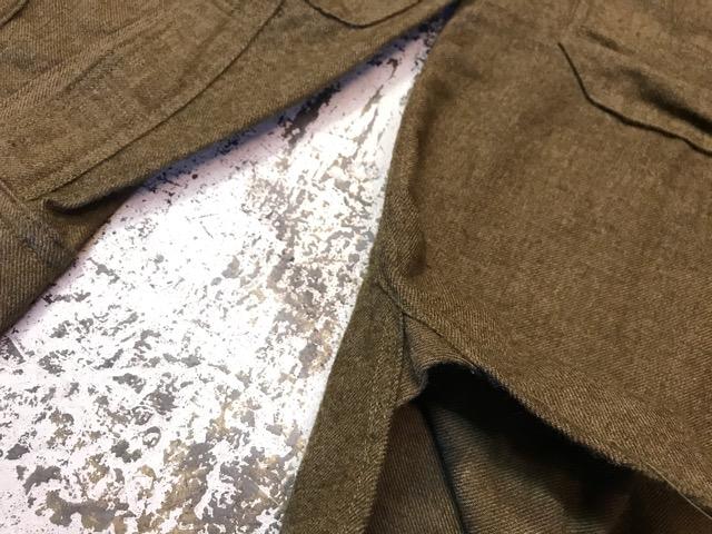大量投入!!WWI U.S.Army ドゥーボーイシャツ!!(マグネッツ大阪アメ村店)_c0078587_23442225.jpg