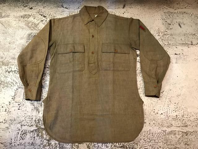 大量投入!!WWI U.S.Army ドゥーボーイシャツ!!(マグネッツ大阪アメ村店)_c0078587_23445877.jpg